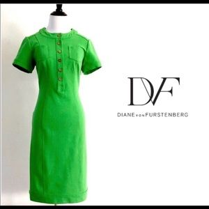 Diane Von Furstenberg 'Quincy Dress